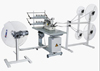 Model CLB-2 Mattress Handle Strap Quilting Machine