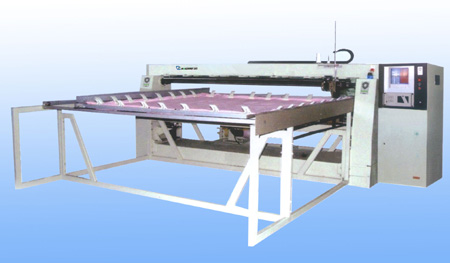 Model DHF Computerized Single-needle Quilting Machine : single needle quilting machine - Adamdwight.com